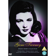 Gene Tierney Studio Stars Collection (UK-import) (DVD)