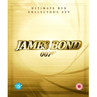 James Bond: The Complete Collection (UK-import) (DVD)