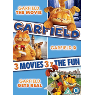 Garfield Collection (UK-import) (DVD)