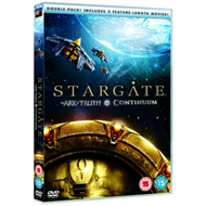 Stargate: Continuum/Stargate: The Ark Of Truth (UK-import) (DVD)
