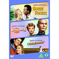 Produktbilde for South Pacific/The King And I/Oklahoma! (UK-import) (DVD)