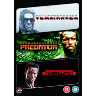 Terminator/Predator/Commando (UK-import) (DVD)