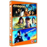 Eragon/The Dark Is Rising/Jumper (UK-import) (DVD)