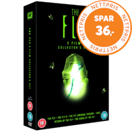 Produktbilde for The Fly: Ultimate Collector's Set (UK-import) (DVD)