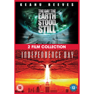 Day The Earth Stood Still/Independence Day (UK-import) (DVD)