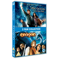 Percy Jackson And The Lightning Thief/Eragon (UK-import) (DVD)