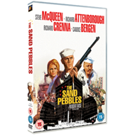 Sand Pebbles (UK-import) (DVD)