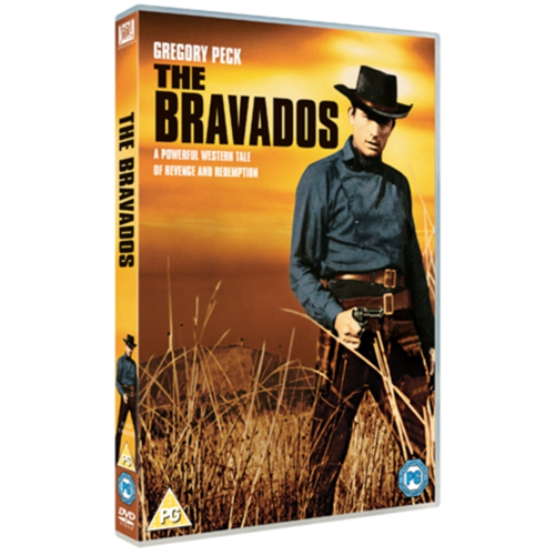 The Bravados (UK-import) (DVD)