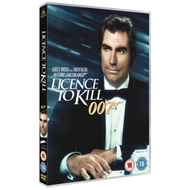 Licence To Kill (UK-import) (DVD)