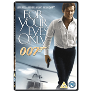 For Your Eyes Only (UK-import) (DVD)