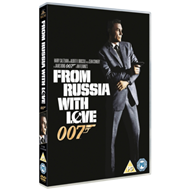 From Russia With Love (UK-import) (DVD)