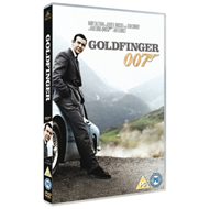 Goldfinger (UK-import) (DVD)