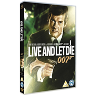 Live And Let Die (UK-import) (DVD)