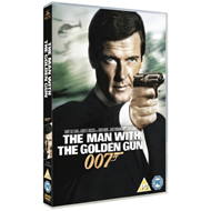 Man With The Golden Gun (UK-import) (DVD)