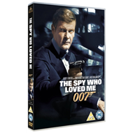 Produktbilde for The Spy Who Loved Me (UK-import) (DVD)