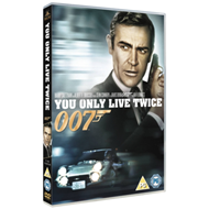 Produktbilde for You Only Live Twice (UK-import) (DVD)