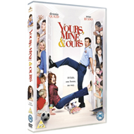 Yours, Mine And Ours (UK-import) (DVD)