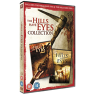 Produktbilde for The Hills Have Eyes/The Hills Have Eyes 2 (UK-import) (DVD)