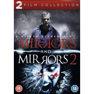 Produktbilde for Mirrors/Mirrors 2 (UK-import) (DVD)