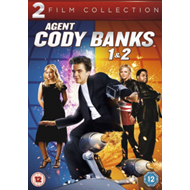Produktbilde for Agent Cody Banks/Agent Cody Banks 2 - Destination London (UK-import) (DVD)