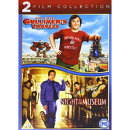 Gulliver's Travels/Night At The Museum (UK-import) (DVD)