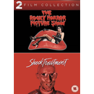 Rocky Horror Picture Show/Shock Treatment (UK-import) (DVD)