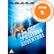 Produktbilde for The Poseidon Adventure (UK-import) (DVD)
