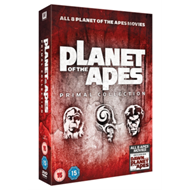 Produktbilde for Planet Of The Apes: Primal Collection (UK-import) (DVD)