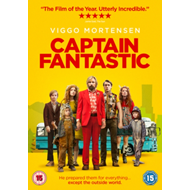 Produktbilde for Captain Fantastic (UK-import) (DVD)