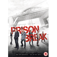 Produktbilde for Prison Break: The Complete Series - Seasons 1-5 (UK-import) (DVD)
