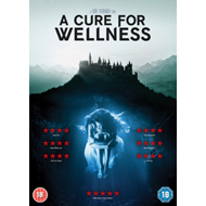 Produktbilde for A Cure for Wellness (UK-import) (DVD)