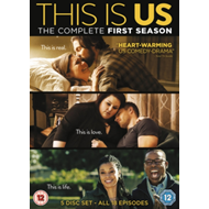 Produktbilde for This Is Us: Season One (UK-import) (DVD)