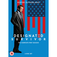 Produktbilde for Designated Survivor: The Complete First Season (UK-import) (DVD)