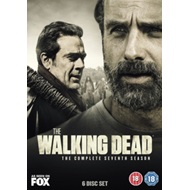 Produktbilde for The Walking Dead: The Complete Seventh Season (UK-import) (DVD)