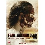 Produktbilde for Fear The Walking Dead: The Complete Third Season (UK-import) (DVD)