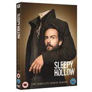 Produktbilde for Sleepy Hollow: The Complete Fourth Season (UK-import) (DVD)