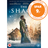 The Shack (UK-import) (DVD)