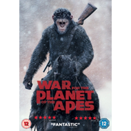 Produktbilde for War For The Planet Of The Apes (UK-import) (DVD)