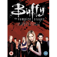 Produktbilde for Buffy The Vampire Slayer: The Complete Series (UK-import) (DVD)