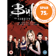 Buffy The Vampire Slayer: The Complete Series (UK-import) (DVD)