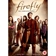 Firefly: The Complete Series (UK-import) (DVD)