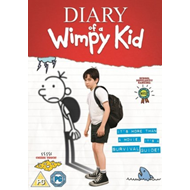 Diary Of A Wimpy Kid (UK-import) (DVD)