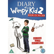 Diary Of A Wimpy Kid 2 - Rodrick Rules (UK-import) (DVD)