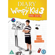 Diary Of A Wimpy Kid 3 - Dog Days (UK-import) (DVD)