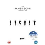 Produktbilde for The James Bond Collection (UK-import) (DVD)