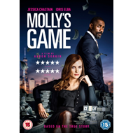 Molly's Game (UK-import) (DVD)