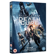 Produktbilde for Maze Runner: The Death Cure (UK-import) (DVD)