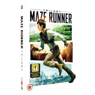 Produktbilde for Maze Runner: 1-3 (UK-import) (DVD)