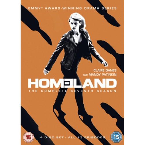 Homeland: The Complete Seventh Season (UK-import) (DVD)