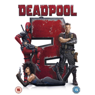 Deadpool 2 (UK-import) (DVD)